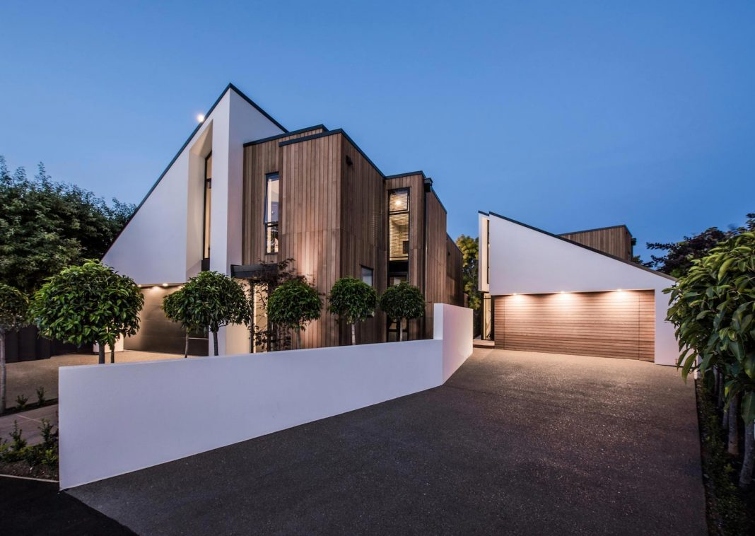 Cymon Allfrey Architects Design Two Family Homes That Make The Architecture Design Homes