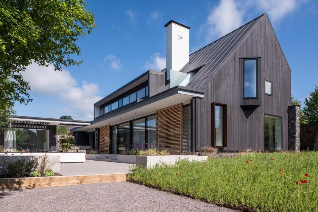 House 19 Fuses Traditional Forms And Local Materials In An Elegant