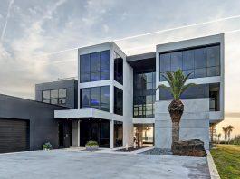 Modern 6200 square foot beach house located in Atlantic Beach, North Carolina