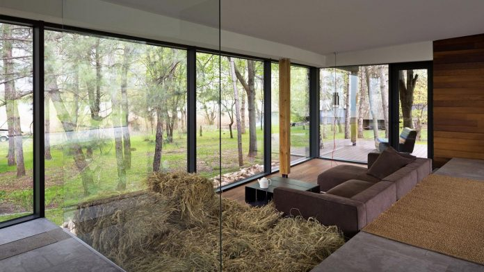 Comfortable Homes reconstruction of the household of uninhabited buildings into a