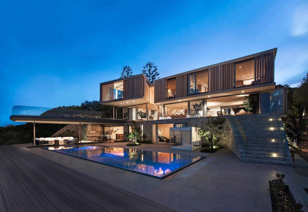 Saota designed the beachyhead residence a modern - Architectural designers near me ...