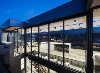 Spectacular Vista Prahran modern residence design by LSA Architects