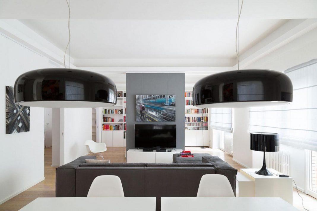 teresa paratore design la casa studio a contemporary apartment in