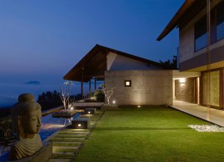 Large weekend getaway house for a joint family- consisting of three smaller villas
