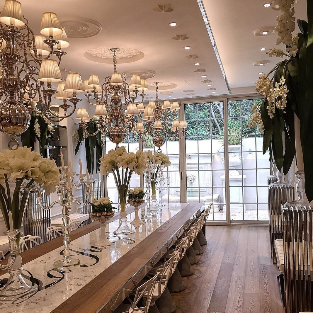 Philipp Plein's La Jungle du Roi opulent two-villa in Cannes