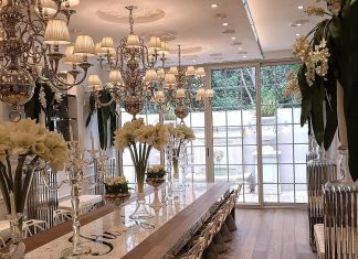 Philipp Plein's La Jungle du Roi opulent two-villa in Cannes