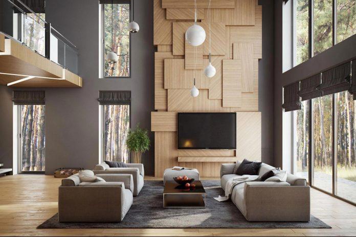 Beau ... Buro 108 Designs Creates Chic Interior Design Residence  ...