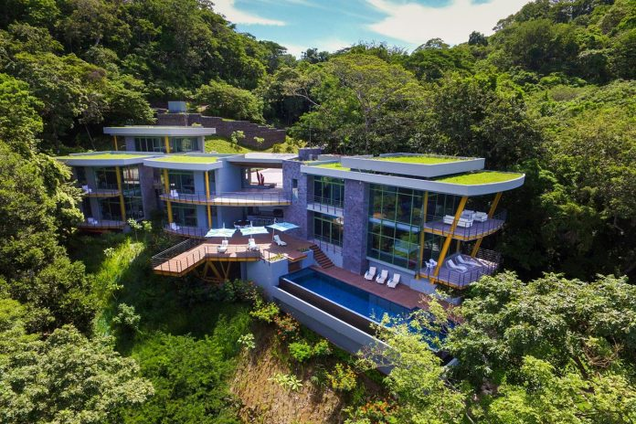 Casa Magayon Sarco Architects Tropical Modern Luxury Home