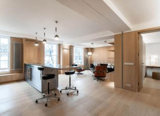 Complete redesign of a 4th floor level apartment located in the London's exclusive Mayfair Conservation area in Westminster
