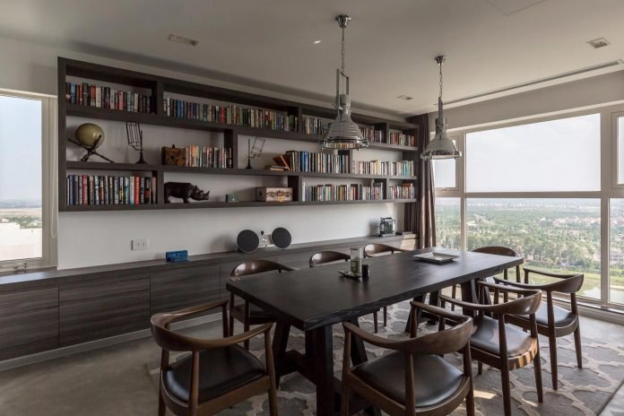 Contemporary Design Style Applied Combination Use Classic Industrial
