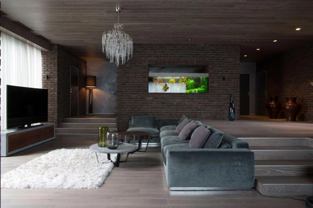 Elite House located in the Rostov region of Russia by Architectural Studio Chado