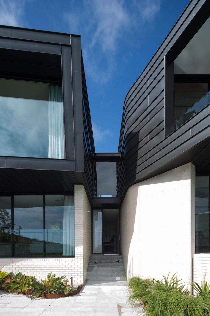 ... Fox Johnston Architects Design Balmoral House Set Hills  ...