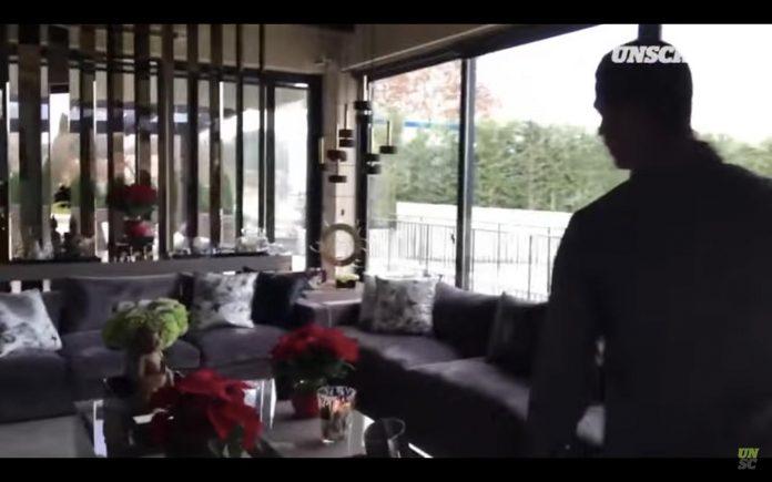 Inside The Cristiano Ronaldo S House In Pozuelo De Alarcon