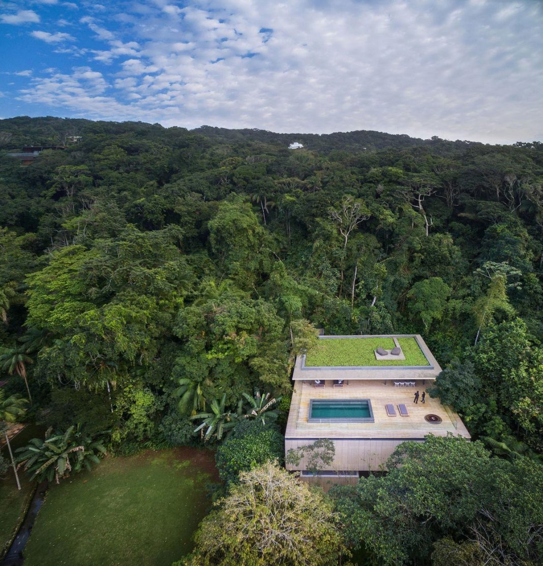 Jungle house by studiomk27 home in a rain forest settled for Jungle house music