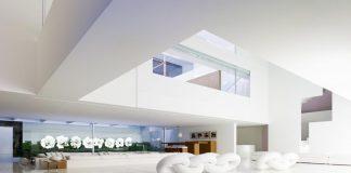 Contemporary white La Palma residence uses sunlight to generate sensations