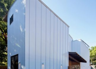HaskellHealth House uses fewer resources in building consumption and energy systems