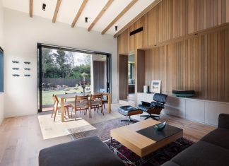 House Under Eaves set on a land that once was a pastoral land
