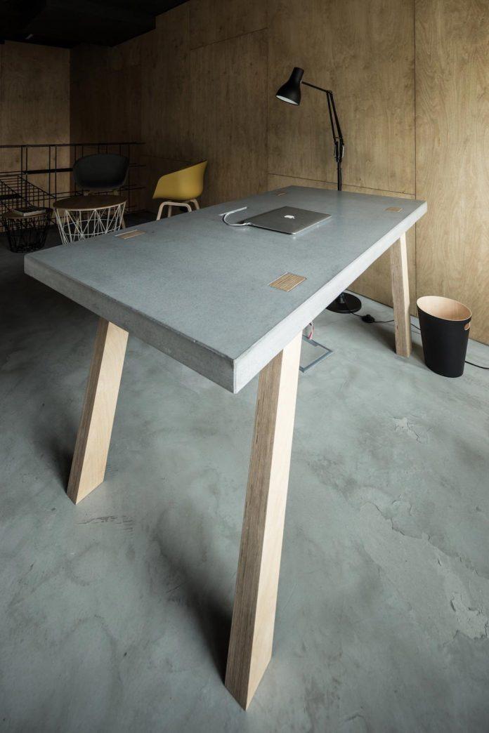office-designed-idea-simplicity-beauty-uses-wood-concrete-bit-metal-13