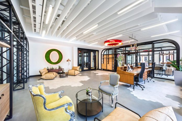 Opera Software Wroclaw combine non-corporate atmosphere, prestigious location along with a piece of history