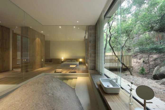 peaceful-home-located-wild-hillside-surrounded-mountains-forests-facing-sea-14