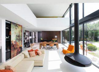 Contemporary BG house in Germany designed by Bau-werk-stadt Architekten