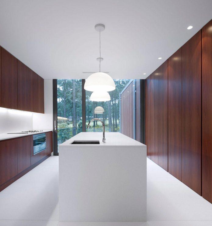 contemporary-residence-located-hexagonal-plot-dense-pine-forest-07