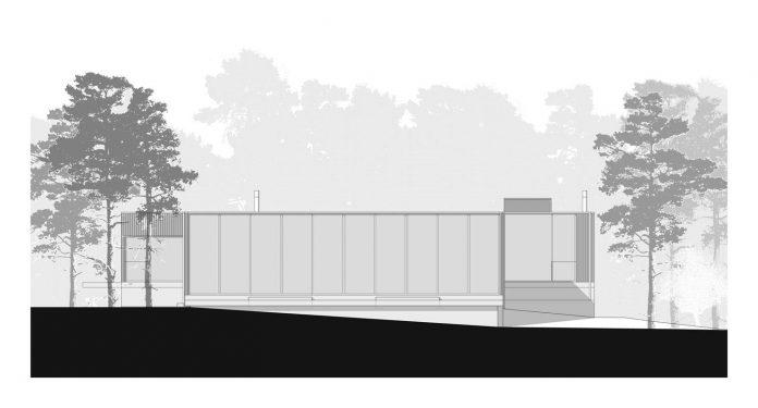 contemporary-residence-located-hexagonal-plot-dense-pine-forest-22