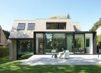 House redesign in order to create brighter space and open it up on the outside