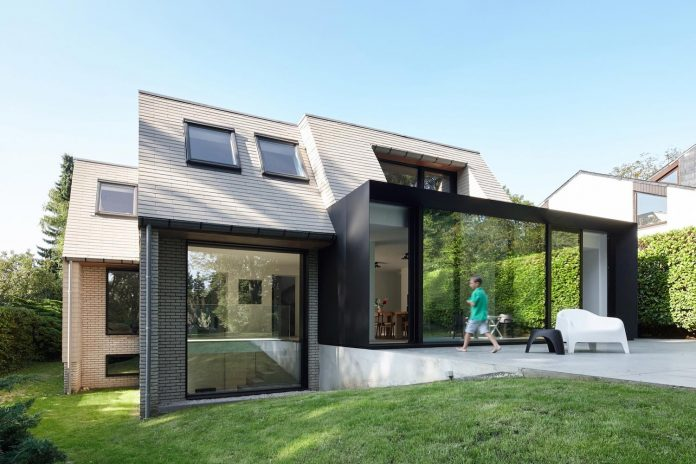 House Redesign Order Create Brighter Space Open Outside
