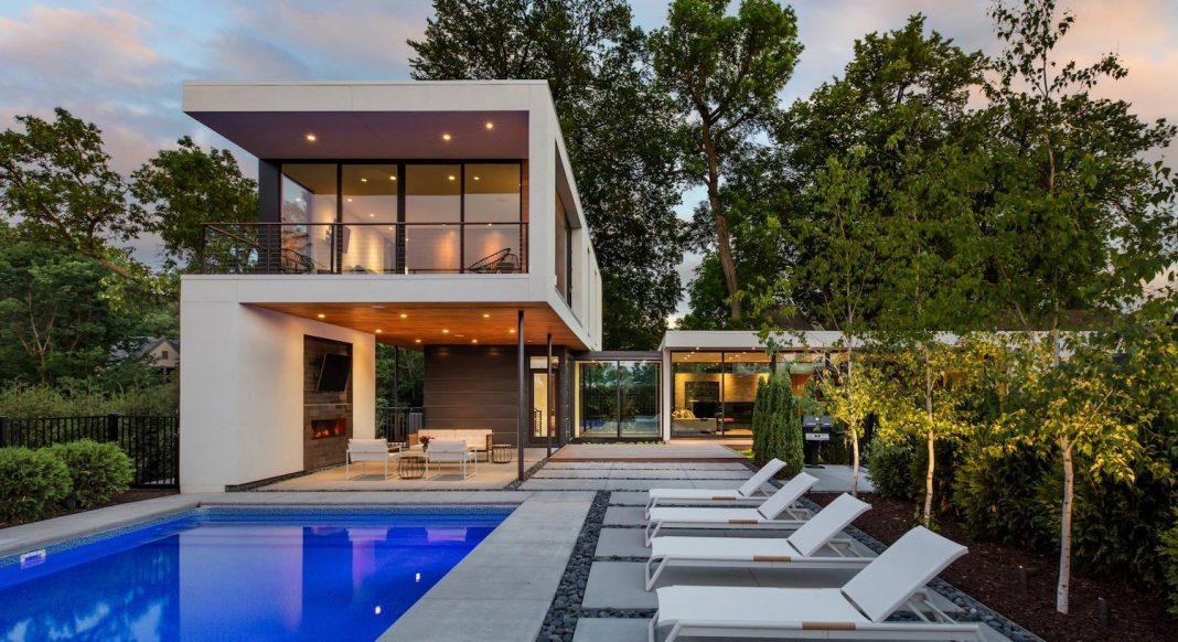 Modern Calhoun Pavilion Residence Designed To Maximize