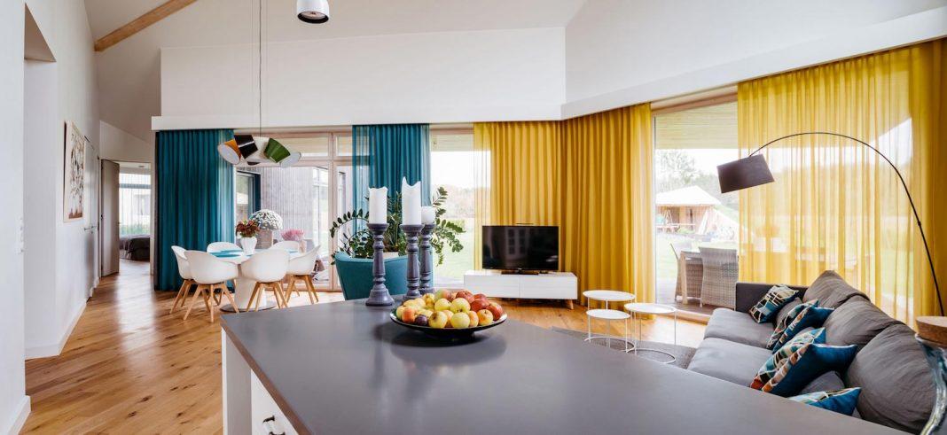 Modern Two Storey House Design Post Furniture Interior