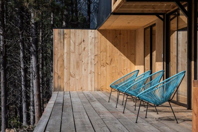 simple-pine-wooden-shed-includes-spacious-living-room-awesome-forrest-views-04