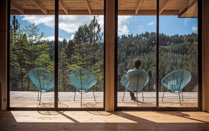 simple-pine-wooden-shed-includes-spacious-living-room-awesome-forrest-views-05