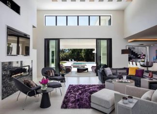 Solar Chic: a clean, modern designed residence in Florida