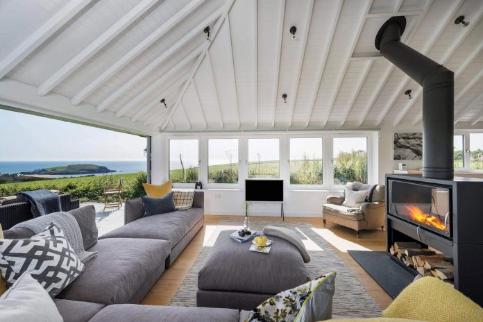1960's bungalow transformed into a modern, open plan home