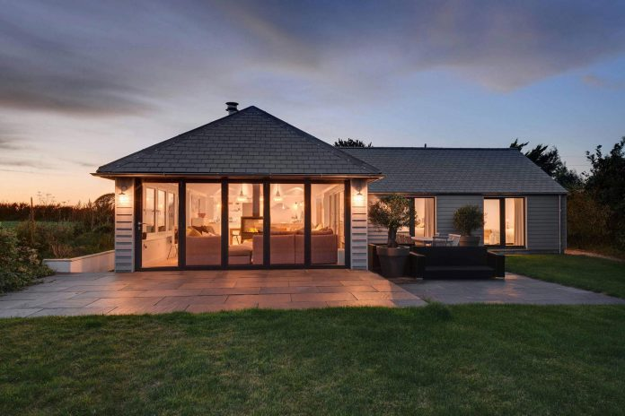 1960 S Bungalow Transformed Into A Modern Open Plan Home
