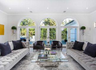 Contemporary estate with cool features could be the ultimate in luxury Beverly Hills living