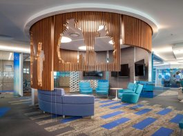 SPACE designs the new offices of BAXALTA situated on the 28th floor of Torre Reforma in Mexico City