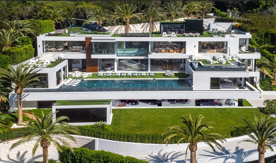 The $250 Million Bel Air Home, the most expensive home in America