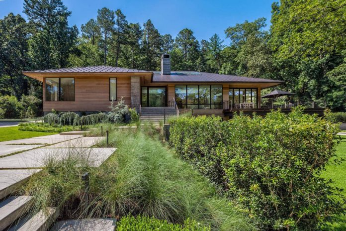 Modern Architecture Greenville Sc airy and bright modern residence located in greenville, south