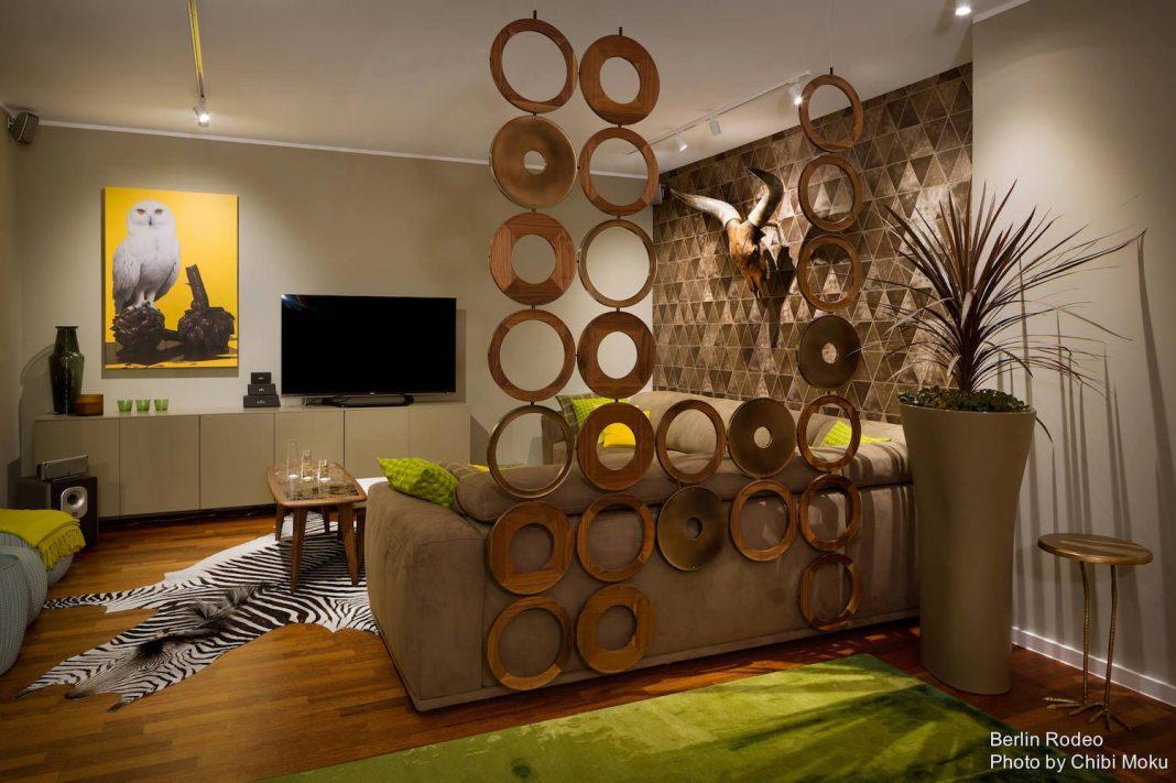 Innenausstatter Berlin berlinrodeo completed a modern chic renovation of an loft in