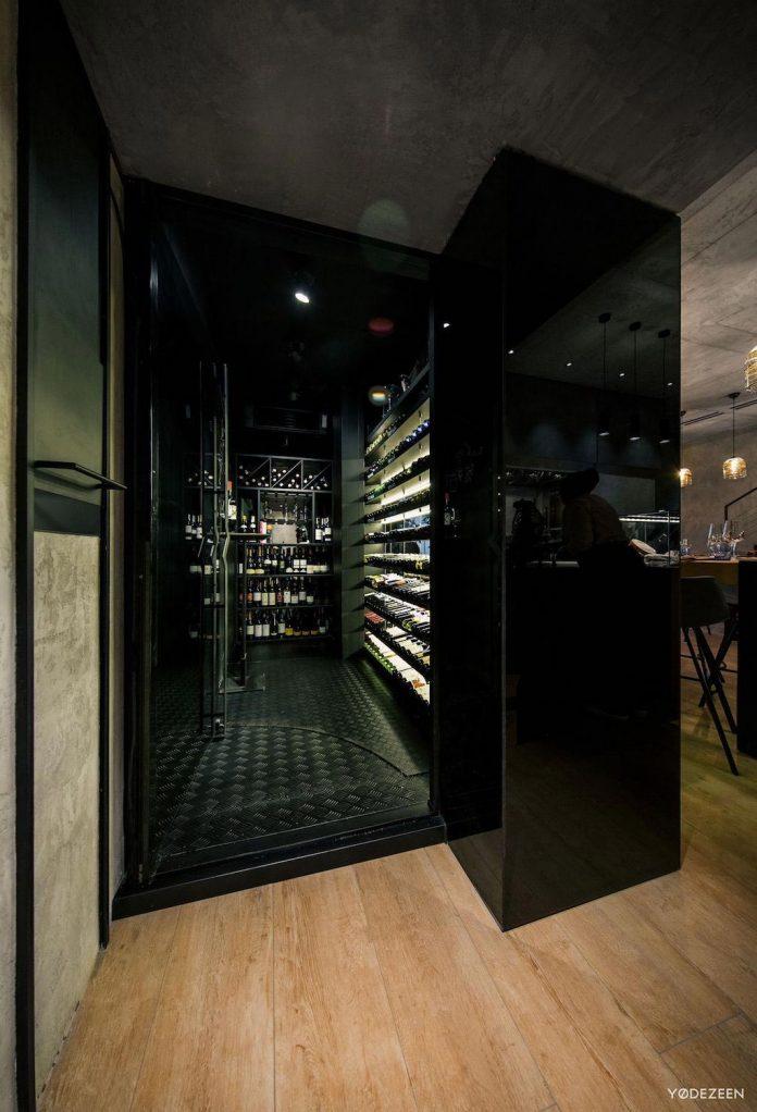 Casa Nori Stylish Restaurant In Kiev Ukraine Designed By