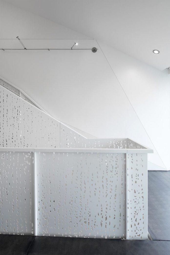 Contemporary Residence S Facade Black Stucco Concrete With