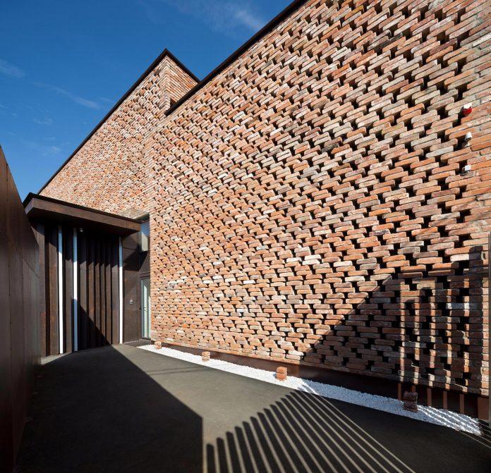 Inner Courtyard Garden Architecture