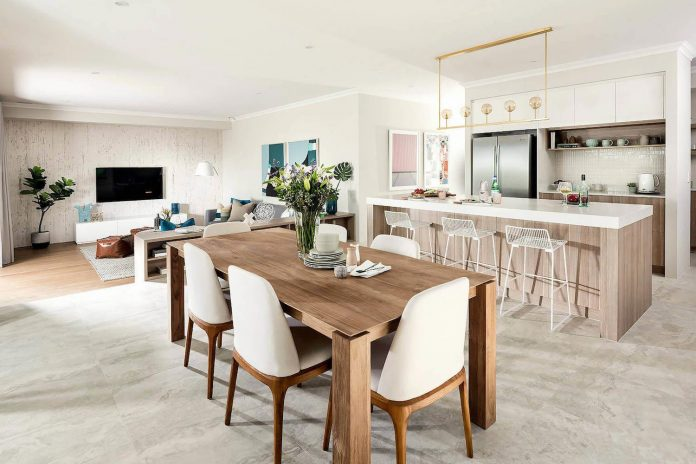 The Nelson Mid Century Modern Style Home Designed And