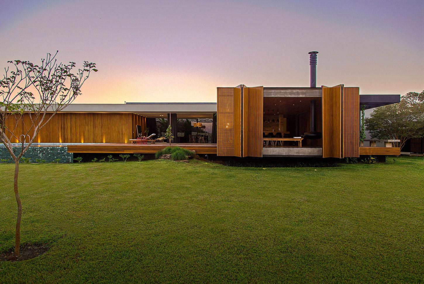 one story home designed in simple lines and volumes that create one story home designed in simple lines and volumes that create relationships between internal and external space caandesign architecture and home