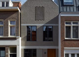 Spacious self-build family home on a constrained site in central Amsterdam