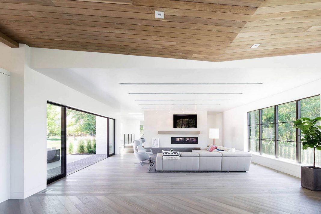 Timpanogos Mid Century House And It S Spaces Gives Us A