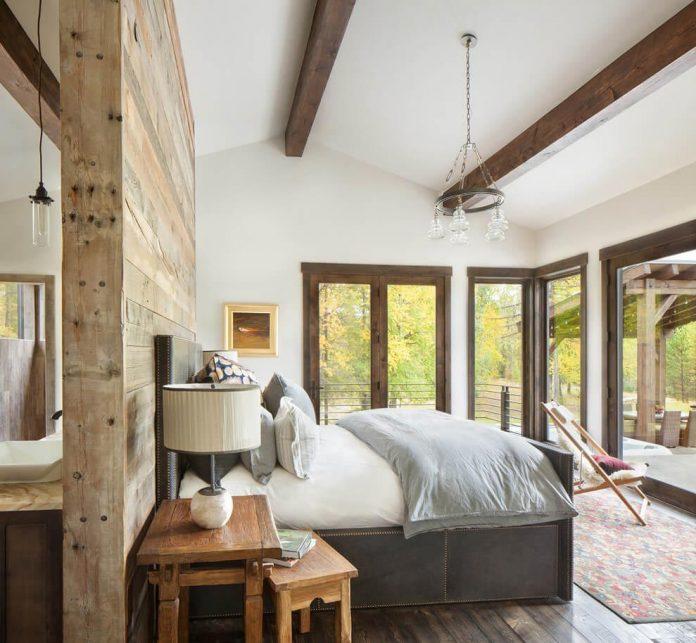 Whitefish Mountain Residence By Sage Interior Design