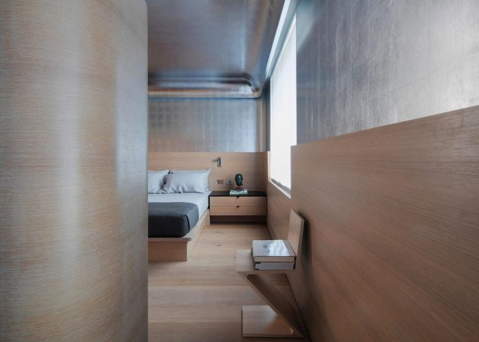 Art Deco Minimalism Apartment In Manhattan Designed By Ghiora